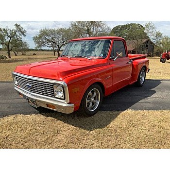 1971 Chevrolet C/K Truck for sale 101382587